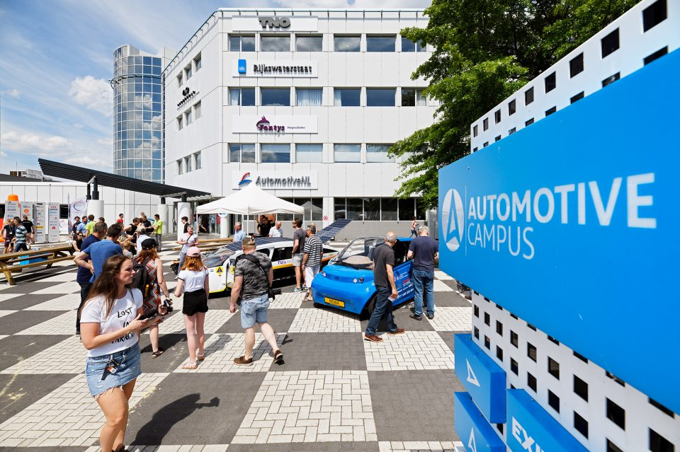 Mobifestival at Automotive Campus